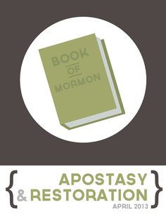 Resources for April: The Apostasy and Restoration from holyhandouts.com  |  liliribs.com Young Women Lessons, Young Women Activities, Sunday School Curriculum, Sunday School Lessons, Restoration Scriptures, Mormon Faith, Youth Lessons, Lds Youth, Scripture Study