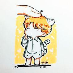 Little Kitty Jimin picofbaozi