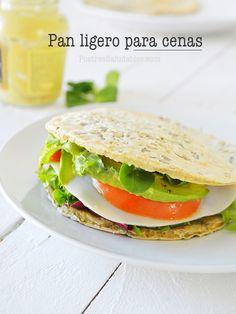 Pains Sans Gluten, Venezuelan Food, Eat Better, Healthy Recepies, Good Food, Yummy Food, Salty Foods, Bread Machine Recipes, Baked Ziti