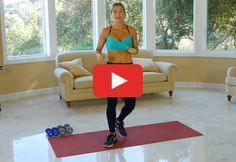 Here's a killer HIIT circuit that's super efficient, works your entire body, and burns tons of calories