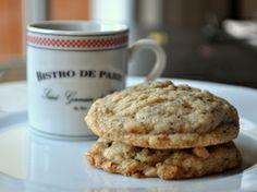 Toffee Espresso Drop Cookies | Serious Eats : Recipes