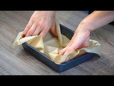 5 tipů, jak správně používat pečicí papír!| Perfektní - YouTube Baking Tips, Make It Yourself, Youtube, Oven, Paper, Bakeware, Bakken, Youtubers, Youtube Movies