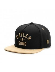 Cayler & Sons Tradition snapback cap