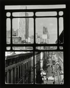 New York, 3rd Ave - Andre Kertesz