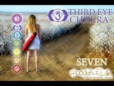 ▶ Seven chakras music - Third eye chakra - MASALA - YouTube