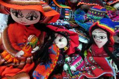 At Cusco Market by Millie Coquis.