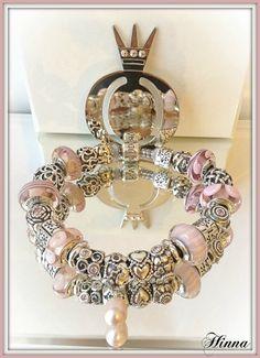 A gorgeous Pandora Bracelet