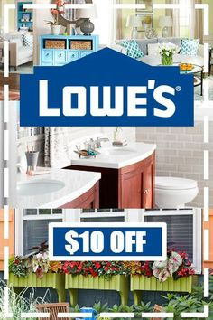 44 best lowes coupons images on pinterest in 2018 coupon coupons 10 off lowes coupon get 10 off orders 50 or more use coupon code solutioingenieria Image collections