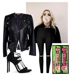 """""""*^& Bubble Gum Babes"""" by wont-stop-loving-queen-rydel ❤ liked on Polyvore featuring Peter Jensen, Alexander McQueen, Stuart Weitzman, women's clothing, women, female, woman, misses and juniors"""