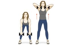 Eight moves to improve strength, endurance, and tone.