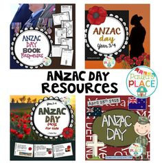 ANZAC Day - a day to remember those we have lost. This packs will provide facts and tasks to support your teaching and learning program. Teaching Activities, Classroom Activities, Teaching Resources, Classroom Ideas, Anzac Day Facts, Inspired Learning, Australian Curriculum, Primary Classroom, A Day To Remember