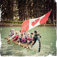 The Banff Canoe Club > Home