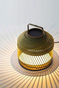 Bamboo Gabbia Lamp by Ryosuke Fukusada+Rui Pereira 5