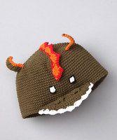 Loving this little dragon hat!!