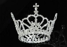 Exquisite Rhinestones Crystal Wedding Bridal Pageant Princess Tiara Crown Exquisite http://www.amazon.com/dp/B00MEWQOCA/ref=cm_sw_r_pi_dp_l0hOvb1T2SKJJ