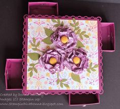 Stampin' Up!  Matchbox  Donna Stollery