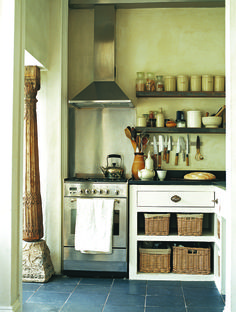 storage solutions for tiny kitchens | Easy Kitchen Storage Solutions | Well Styled Kitchens