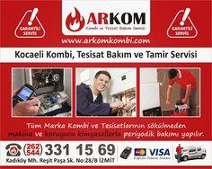 Arkom Kocaeli Kombi ve Tesisat Bakım Tamir Servisi - Google+