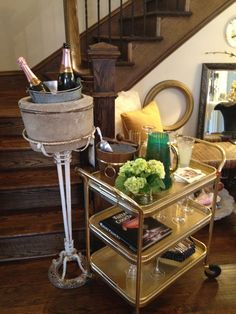 1000 Images About Wine Ice Bucket With Stand On Pinterest