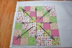 IMG_0767-Kopie Beginner Quilt Patterns, Quilting For Beginners, Patch Quilt, Baby Quilts, Diy And Crafts, Patches, Blanket, Sewing, Knitting