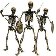 Resultado de imagen para video game skeleton