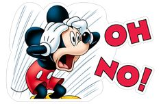 Mickey Mouse Clipart, Mickey Mouse Stickers, Mickey Mouse Cartoon, Mickey Mouse And Friends, Mickey Minnie Mouse, Mickey Mouse Wallpaper Iphone, Disney Wallpaper, Tattoos For Kids, Son Tattoos