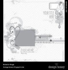 Adesigngirl's Gallery: design honey sketch no. 015