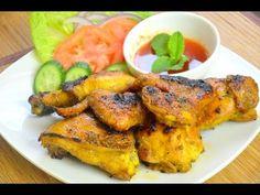 How to Make Thai BBQ Chicken ไก่ย่างรสเด็ดจ้า (Thai Food) - YouTube
