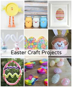 DIY Easy Easter Craf