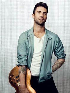 Adam Levine and Maroon 5