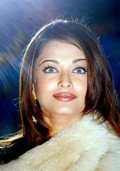 The most beautiful woman Indian actress Aishwarya Rai