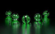 Green Balls by Tirbalsking