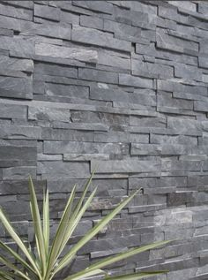 Order Wall Stone Systems Slate Stone Siding Desert Black / Ledgestone Corner Set / x + x delivered right to your door.