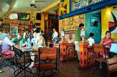 Razones y Motivos, un restaurante con buen ambiente y mejor comida. #LaHabana, #Cuba. #gastronomía