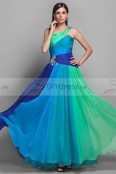 prom dress evening dress Ballkleid Abendkleid