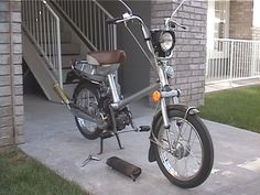 1978 Honda Express (with Bi turbo)