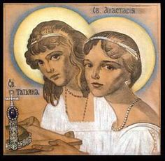 Tatiana And Anastasia The Saints Photo:  This Photo was uploaded by natat. Find other Tatiana And Anastasia The Saints pictures and photos or upload your...