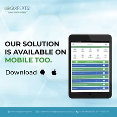 Logixperts provides Transport Management Software with Logistics ERP Software and accelerate the goods transportation management system with patented real-time tracking, and analytics dashboards. Application Download, Mobile Application, Analytics Dashboard, Cloud Based, App Store, Transportation, Software, Management, Clouds