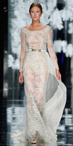 YolanCris 2016 Wedding Dresses — Orchid Bridal Collection | Wedding Inspirasi