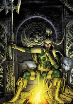 All about Loki (Loki Laufeyson), via Comic Vine