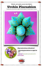 Urchin Pincushion Pattern