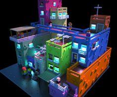 color-city-voxel-art-7