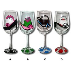 Wine Glasses Paint Wine Glasses Wine Glass Vinyl Ideas Wineglass