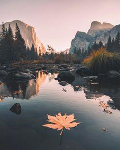 """Fall in Yosemite is a beautiful thing . - ""Fall in Yosemite is a beautiful thing . Landscape Photography Tips, Travel Photography, Photography Ideas, Park Photography, Photography Lighting, Artistic Photography, Beautiful Nature Photography, Famous Photography, Photography Aesthetic"