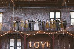 i heart venues | LA Wedding Venue | 440 Seaton - DTLA | Petra Calling Photography