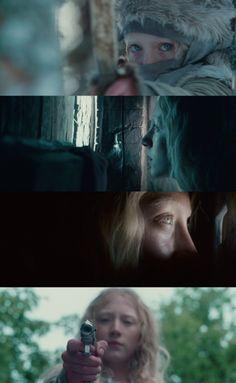 Hanna, 2011 (dir. Joe Wright) By SolidAir Love this movie. This little gal is a…