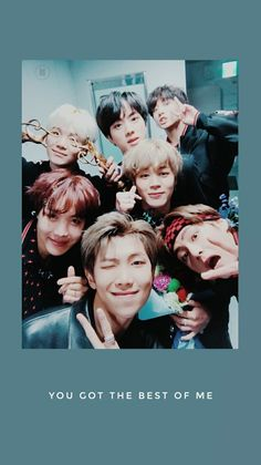 The Best of Me || BTS