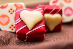 valentine petit fours - Google Search