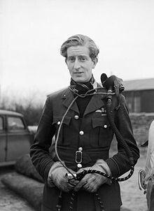Sir Hugh Dundass CBE, DSO and bar, DFC. Group Captain. WW2.B Doncaster 1920 D 1995.