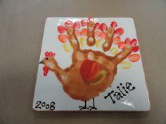 turkey hand print